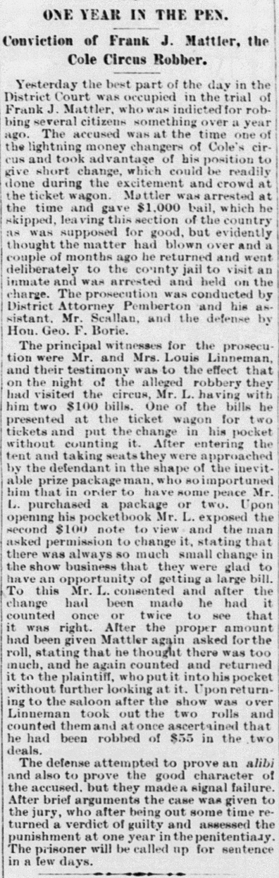 1885-oct-9-coles-circus-robber-butte-daily-miner-butte-montana-pg-4