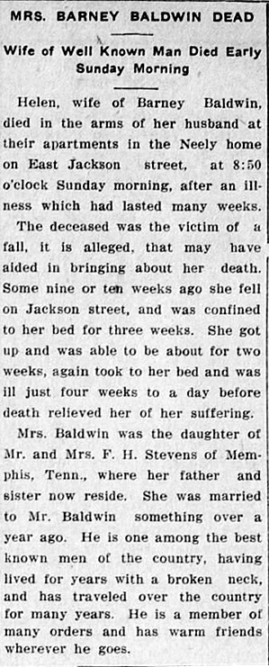 blog-1912-helen-baldwin-death-the-hugo-husonian-hugo-oklahoma-1912-may-16