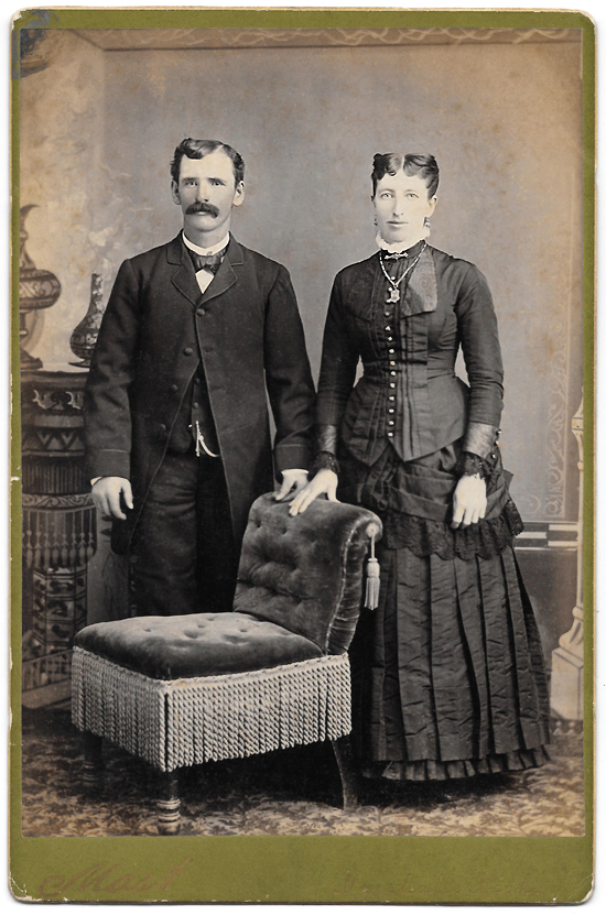 C W and Laura Brown