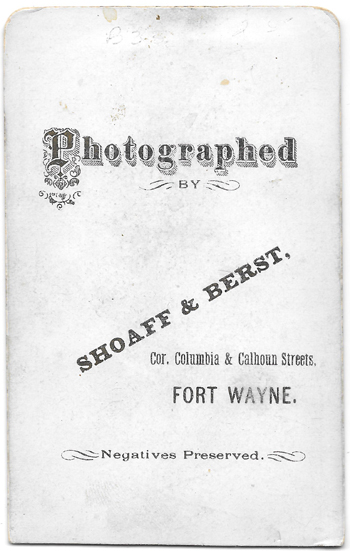 Shoaff & Berst photographers Fort Wayne Indiana