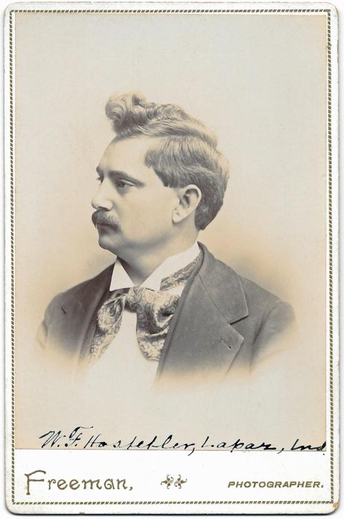 William F Hostetler