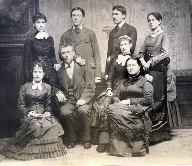 Boeckling family photo