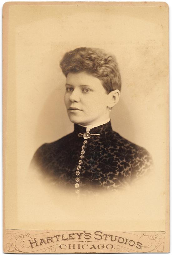 b CADY Anna Eliza