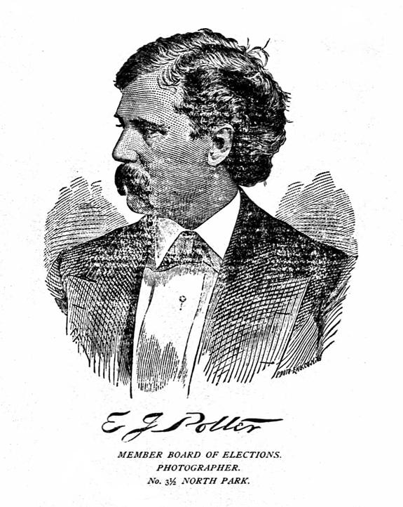POTTER E J Sketch