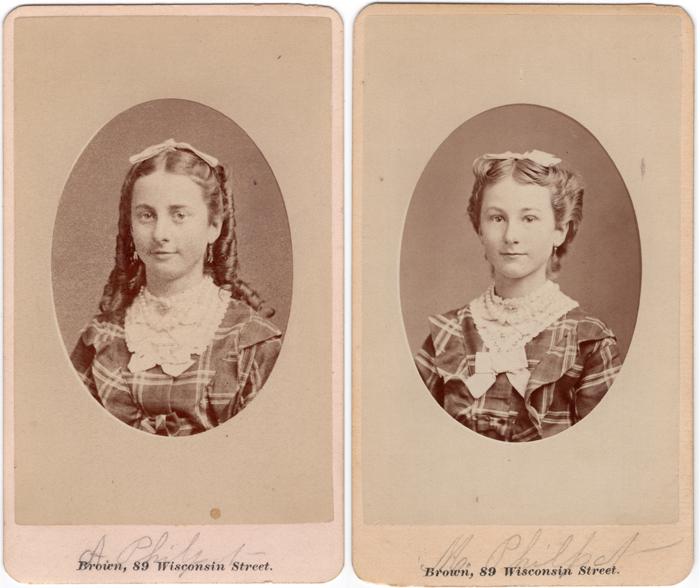 b Philpot sisters
