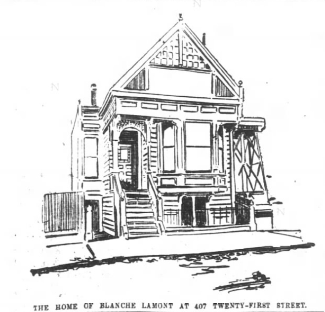 1895 Apr 16 NOBLE HOUSE San Francisco Chronicle Pg3