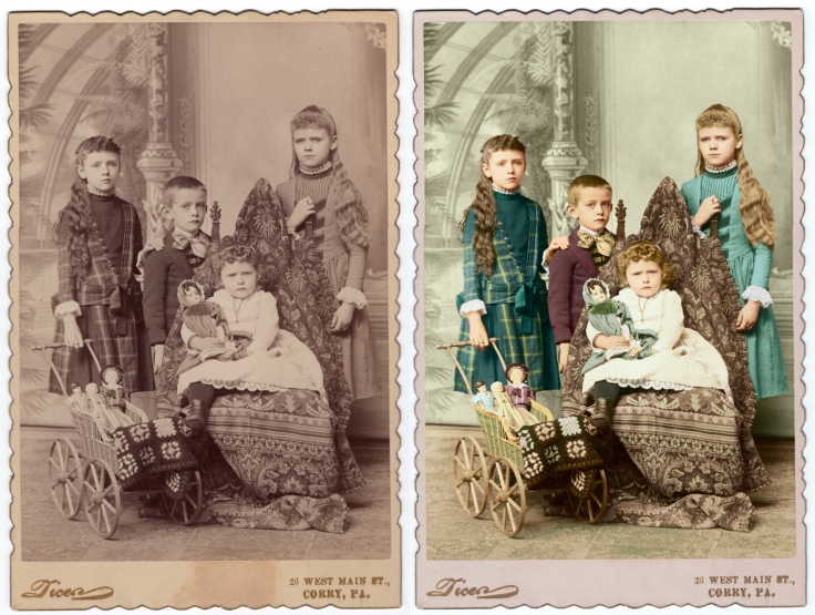 compare Dunn Colorized by Val Erde Colouring the Past Blog
