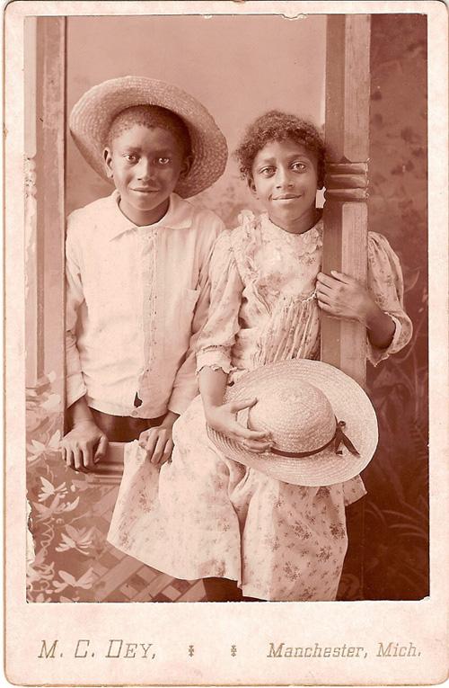smGOUGH Maude 1883 to 1911 Adrian Home Girl